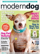 Modern Dog Magazine 2014 Cover