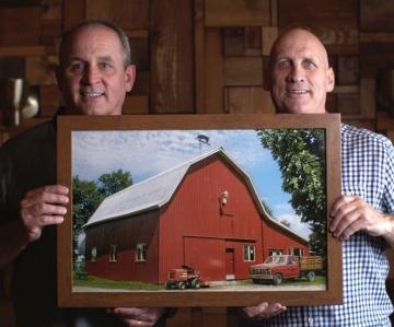 Redbarn founders