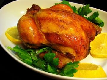 CUlpability and a roast chicken