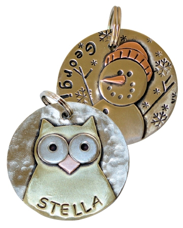 Doggone Tags' Handmade, Personalized Tags