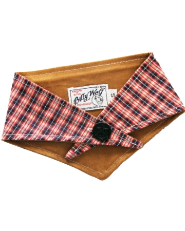 Billy Wolf Dixon Bandana