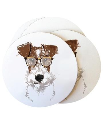Fox Terrier Coaster