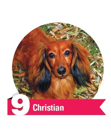 #9 Christian