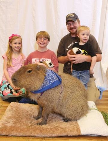Awkward Family Pet Photos