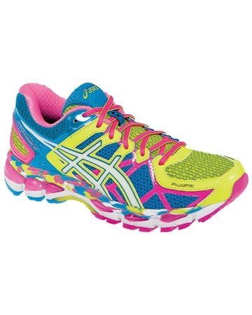 Asics Gel-Kayano 21s shoes