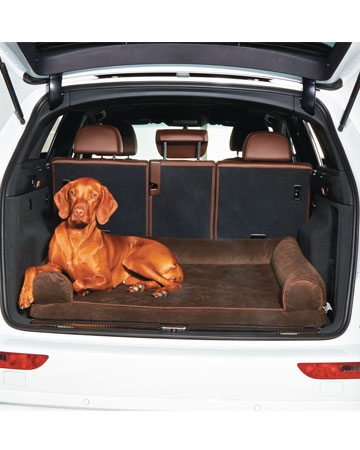 Cross Country SUV Bolster Bed from Bowsers Pet Products