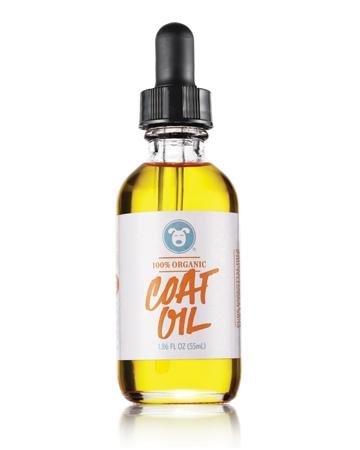 Coat oil from Fresh Dog