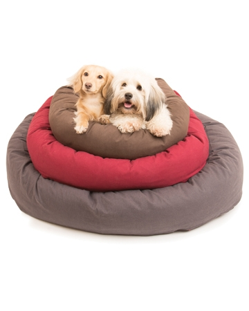 Donut bed from Dog Gone Smart