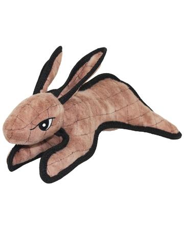 Rutabaga Rabbit toy from Dog Tuff