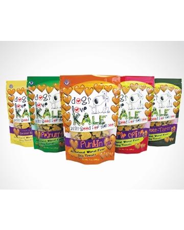 Dogs Love Kale treats