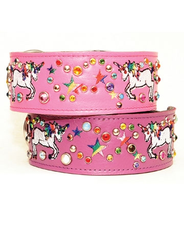 Unicorn Collar from Ella's Lead