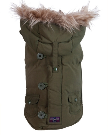 Snorkle jacket from Fab Dog