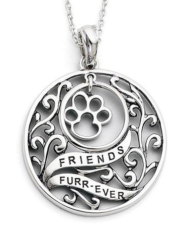 Pendant from Forever in My Heart Jewelry