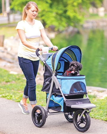 G7 Jogger Pet Stroller from Gen7Pets