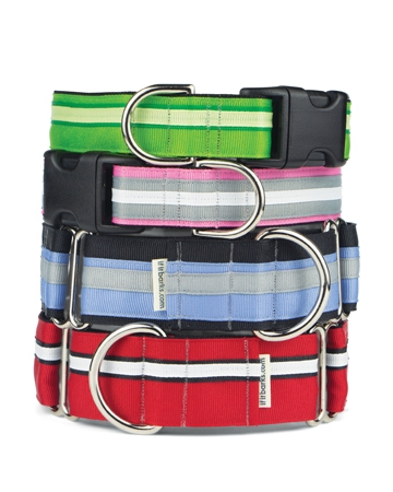 Custom collars from If It Barks