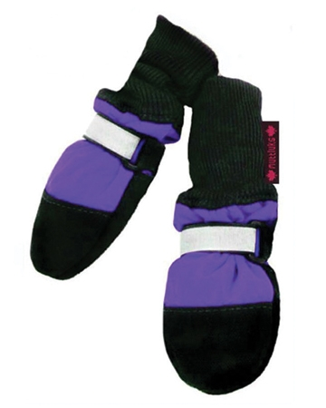 Dog boots from Muttluks