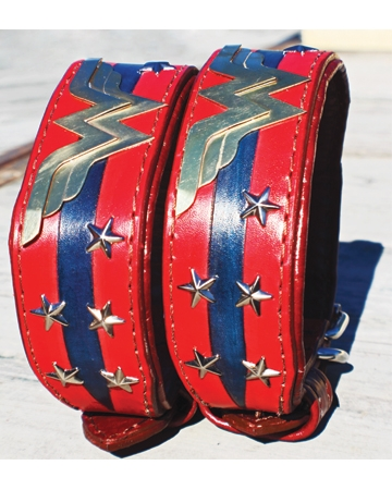 Leather dog collar from Oli Collars