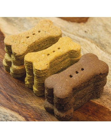 Ginger snap treats by One Dog Organic