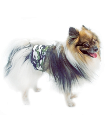 Camouflage Bellyband from Oscar Newman