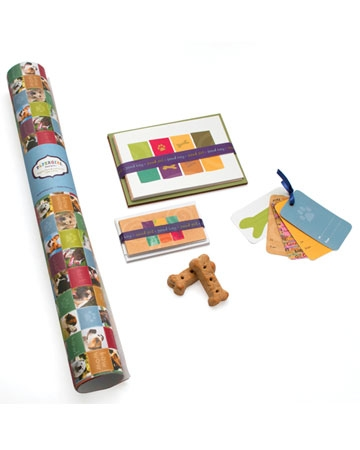 Wrapping Paper Set from Paper Girl Designs