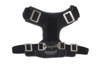 Petsavvi dog safety harness for car