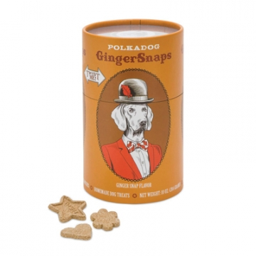 PolkaDog-GingerSnaps