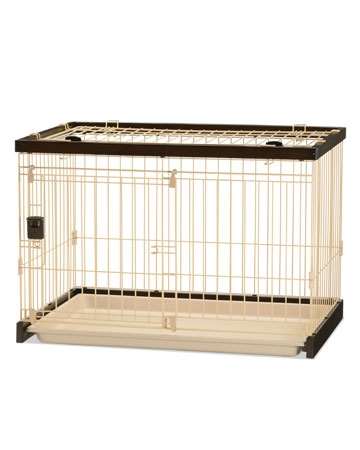 Easy-Clean Pet Crate from Richell