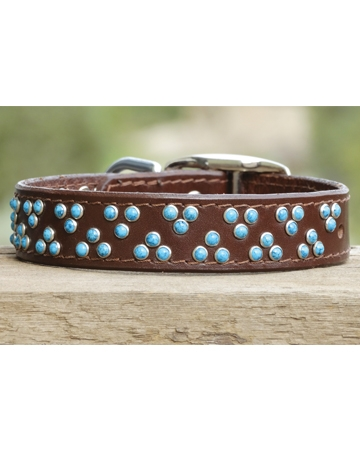 Latigo collar from Ruff Puppies