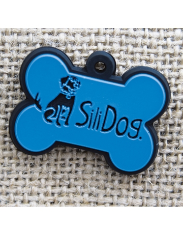 Dog tag silencers from Silidog