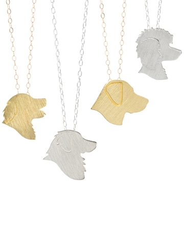 Pendants from Silhoupette