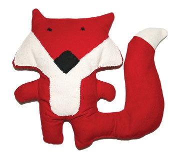 Freddy the Fox by For the Love of Fido