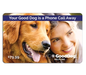 AKC Good Dog! Helpline
