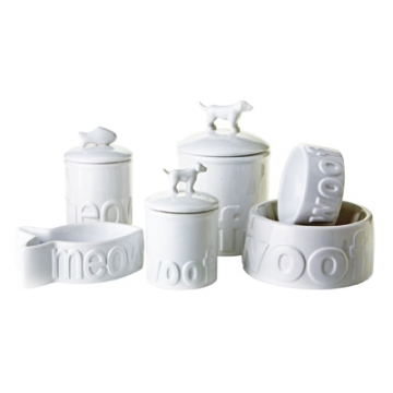 Ceramic Treat Canisters
