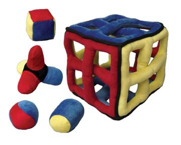 Cagey Cube