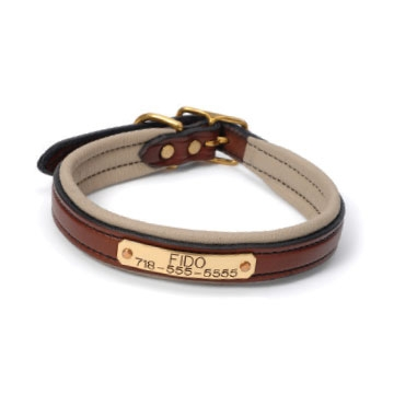 Dog collar from Central Kentucky Tack and Leather
