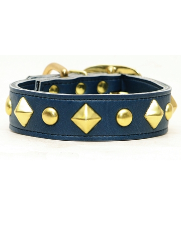 Studded collar by Ella's Lead