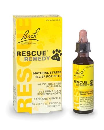 Bach's Rescue Remedy