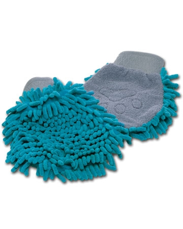 Grooming mitts from Messy Mutts