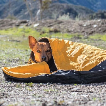 Hurtta's Outback Dreamer Sleeping Bag