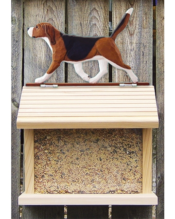 Breed bird feeders by Anything Dogs