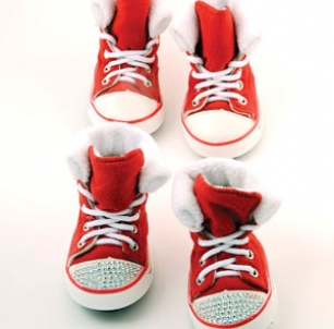 Tennis shoes from Bella Bark and Meow  08ac3cbdadc3