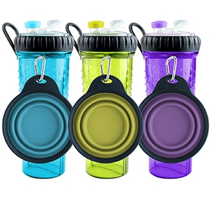 Dexas H-DuO with Collapsible Companion Cup