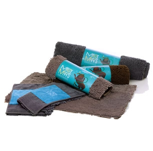Messy Mutts Chenille Matts & Towels