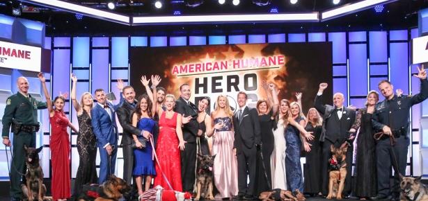 American Humane Hero Dog Awards 2018