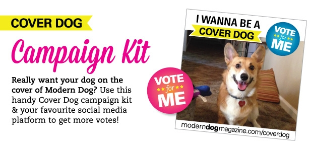 Cover Dog Contest Campaign Kit