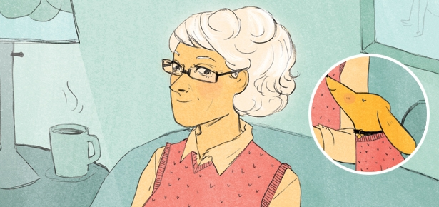 Should an Elderly Person Adopt a Dog?
