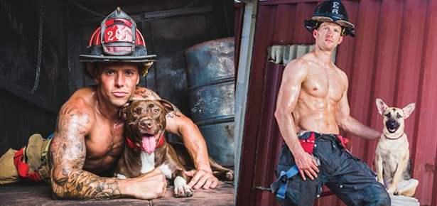 Fireman Calendar May : Annual firefighter calendar is grandma tested and approved