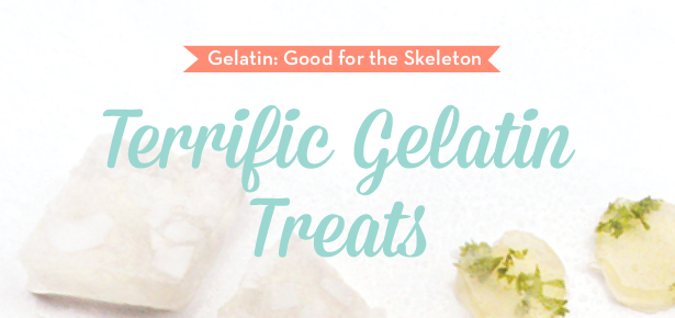 DIY Eat - Gelatin Treats for Dogs