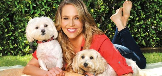 Exclusive Stars Amp Their Dogs Actress Julie Benz Modern