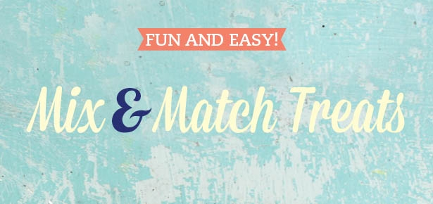 DIY Eat - Mix & Match Dog Treats